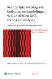 Rechterlijke toetsing van besluiten en handelingen van de AFM en DNB (e-book)