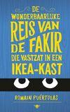 De wonderbaarlijke reis van de fakir die vastzat in een Ikea-kast (e-book)