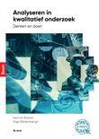 Analyseren in kwalitatief onderzoek (e-book)