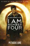 Ik ben nummer Vier (e-book)
