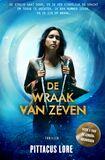 De wraak van Zeven (e-book)