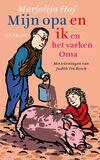 Mijn opa en ik en het varken Oma (e-book)