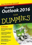 Microsoft Outlook 2016 voor Dummies (e-book)