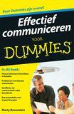 Effectief communiceren voor Dummies (e-book)