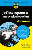 Je fiets repareren en onderhouden voor dummies (e-book)