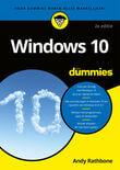 Windows 10 voor Dummies (e-book)