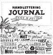 Handlettering journal doe je zo! (e-book)