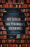 Het geheim van Penumbra's boekwinkel (e-book)
