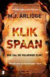 Klikspaan (e-book)