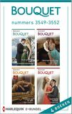 Bouquet e-bundel nummers 3549-3552 (4-in-1) (e-book)
