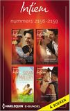 Intiem e-bundel nummers 2156-2159 (e-book)