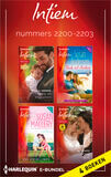 Intiem e-bundel nummers 2200-2203 (e-book)