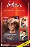 Intiem e-bundel nummers 2230-2232 (4-in-1) (e-book)