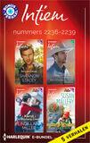Intiem e-bundel nummers 2236-2239 (5-in-1 + bonusverhaal) (e-book)