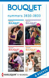 Bouquet e-bundel nummers 3830 - 3825 (4-in-1) (e-book)