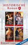 Historische roman e-bundel 11 (e-book)