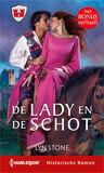 De lady en de Schot ; Geschaakt in de nacht (2-in-1) (e-book)