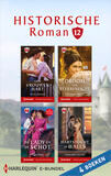 Historische roman e-bundel 12 (e-book)