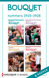 Bouquet e-bundel nummers 3925 - 3928 (e-book)