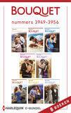 Bouquet e-bundel nummers 3949 - 3956 (e-book)