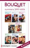 Bouquet e-bundel nummers 3997 - 4004 (e-book)