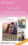 3 zusjes, 3 miljardairs (e-book)