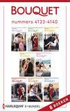 Bouquet e-bundel nummers 4133 - 4140 (e-book)