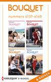 Bouquet e-bundel nummers 4137 - 4140 (e-book)