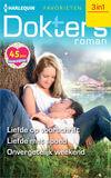 Liefde op voorschrift ; Liefde met spoed ; Onvergetelijk weekend (e-book)