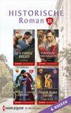 Historische roman e-bundel 21 (e-book)