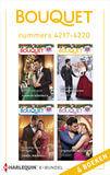 Bouquet e-bundel nummers 4217 - 4220 (e-book)
