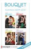 Bouquet e-bundel nummers 4229 - 4232 (e-book)