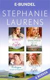 Stephanie Laurens e-bundel 4-in-1 (e-book)