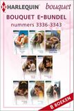 Bouquet e-bundel nummers 3336 - 3343 (8-in-1) (e-book)