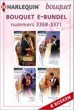 Bouquet e-bundel nummers 3368 - 3371 (4-in-1) (e-book)