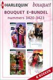 Bouquet e-bundel nummers 3420-3423 (4-in-1) (e-book)