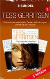 Tess Gerritsen e-bundel 1 (e-book)
