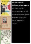 Liefde voor de Hollandse bouwkunst (e-book)