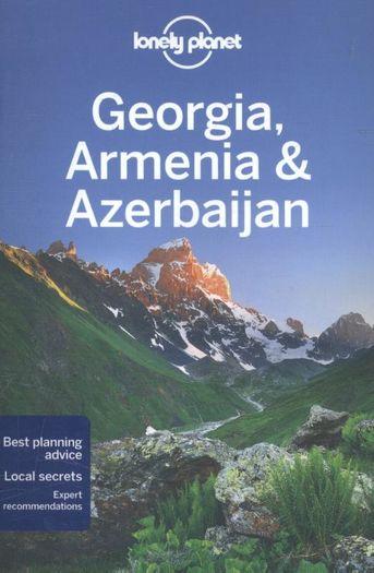 Lonely Planet Georgia, Armenia & Azerbaijan dr 5