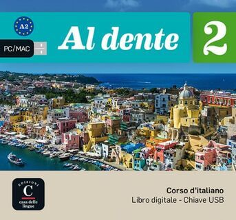 Al dente 2 - A2 -Libro digitale (USB)