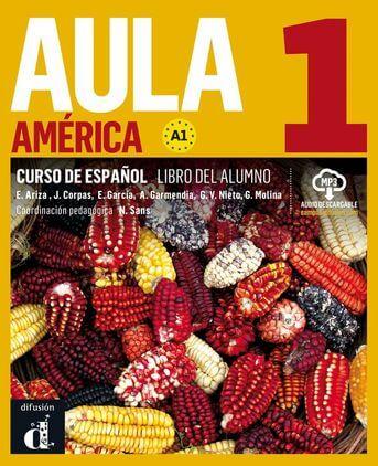Aula 1 América - Libro del alumno