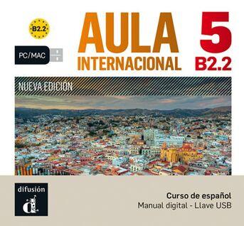 Aula Internacional 5 Nueva edición - B2.2 - Llave USB con libro digital
