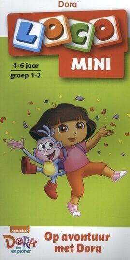 Op avontuur met Dora
