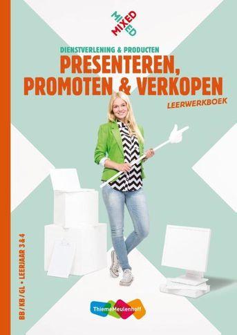 Presenteren, promoten en verkopen