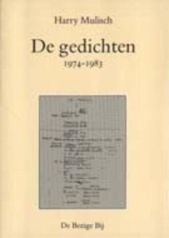 De gedichten, 1974-1983