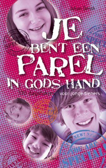 Je bent een parel in Gods hand