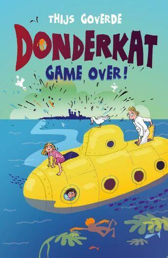 Donderkat Game over!