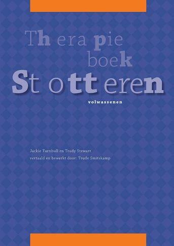 Therapieboek Stotteren