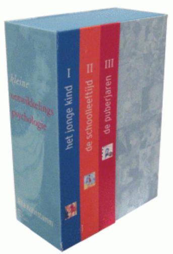 Kleine ontwikkelingspsychologie 3-delen cassette