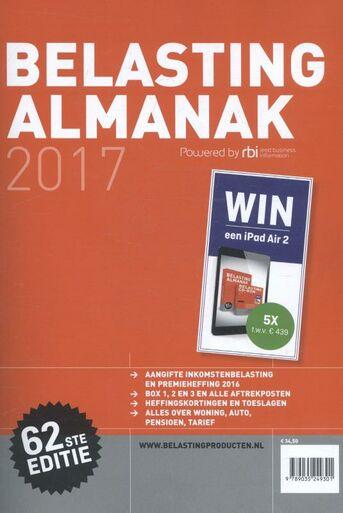 Belasting Almanak